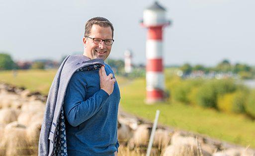 Landratskandidat Kai Seefried